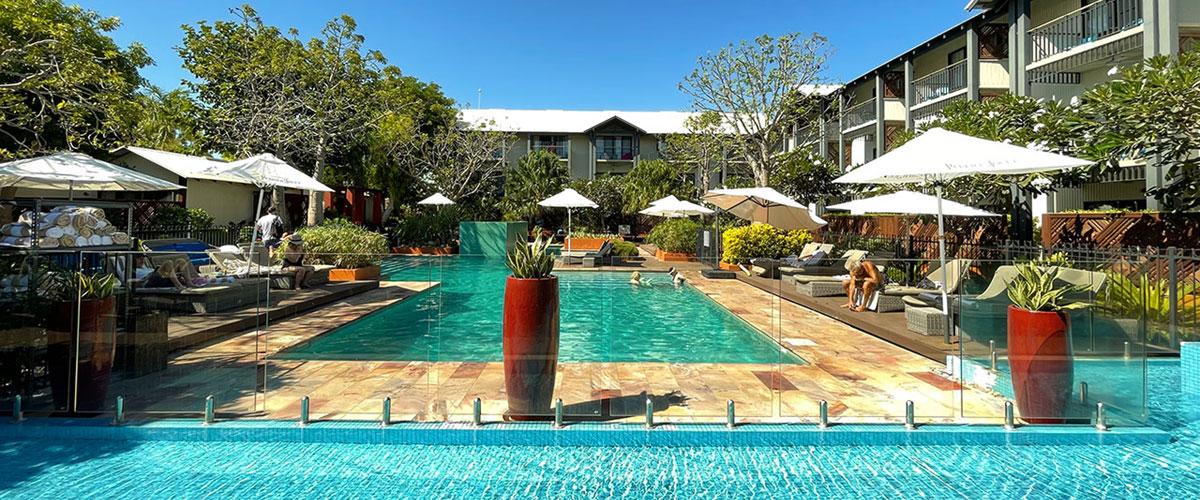 Kimberley Sands Resort Pool