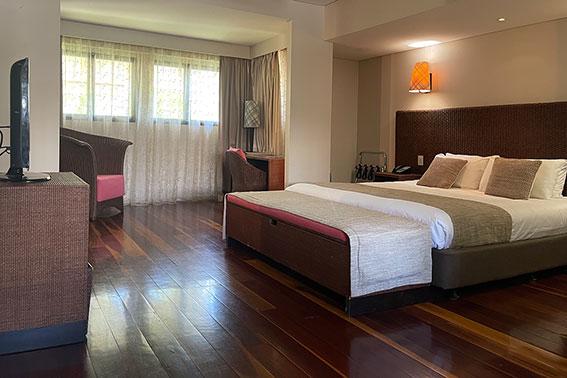 Master Pearlers Bedroom